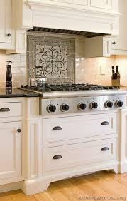 Best Stove Backsplash Ideas On Pinterest White Kitchen - Kitchen with backsplash