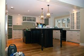 How To Design Kitchen Lighting by Kitchen Pendant Lighting Over Island Voluptuo Us