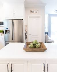 Ikea Furniture Kitchen by White Ikea Modern Farmhouse Style Kitchen