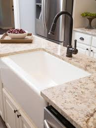 granite countertop delta faucets kitchen sink white faucet pull
