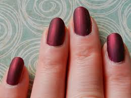 unfade what fades on matte nail polish polishes by formula x and