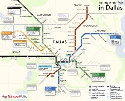 Map Of Dallas Fort Worth Airport by Dallas The Transport Politic
