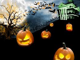 spooky halloween background free free screensavers download saversplanet com