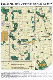 Illinois Prairie Path Map by Greenway Planning Database Details About Dupage Fpd U0027s Trails Map