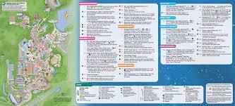 Orlando Universal Studios Map by January 2016 Walt Disney World Park Maps Photo 1 Of 12