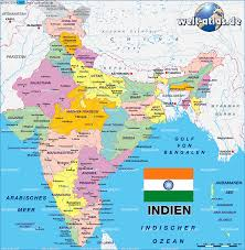 India Map Quiz by Maps World Map Of India