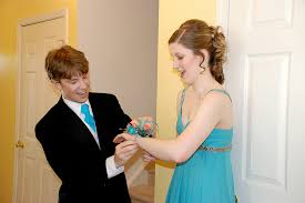 Is There an Age Limit for a Prom Date    Should there be    Promsie Promsie corsage