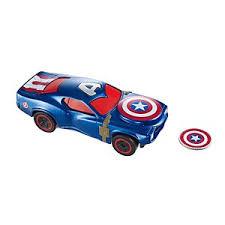wheels marvel civil war captain america iron man die cast