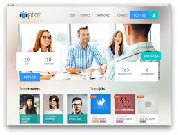 Best Job Sites To Post Resume by 20 Best Job Board Themes And Plugins For Wordpress 2017 Colorlib