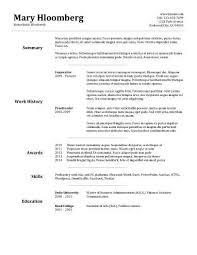 Wwwisabellelancrayus Wonderful Resume Templates Amp Examples