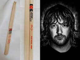 View Larger Image - 643-NMA_-_Michael_Dean_Signature_Drum_Sticks