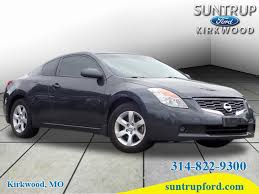 nissan altima for sale under 9000 2008 nissan altima coupe in missouri for sale 24 used cars from