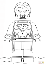iron man coloring pages free man of steel coloring pages picture 5669
