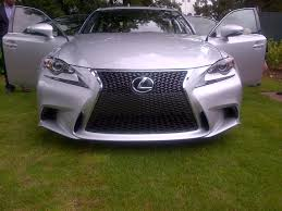 lexus is spindle grill jpg