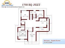2000 Sq Ft Bungalow Floor Plans Indian House Plans For 2000 Sq Ft Amazing House Plans