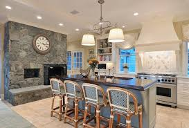 Kitchens Long Island A Kitchen Designed For Homework And Family Organization
