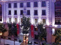 Hotel para eventos NH Abascal