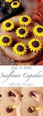 best 25 sunflower cupcakes ideas on pinterest cupcake