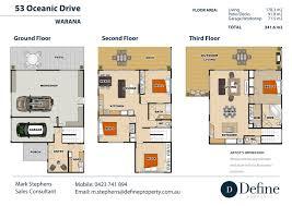 real estate floor plans 3d house sunshine coast queensland
