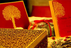 voguish wedding invitations the journey of a wedding invitation card