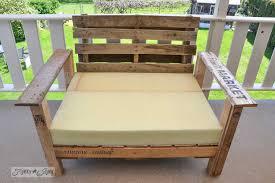 Build Wood Garden Bench by Wonderful Diy Wooden Garden Furniture 20 Garden And Outdoor Bench
