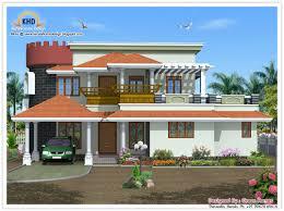 indian style elevation house house style