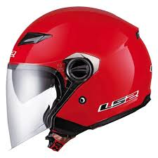 open face motocross helmet ls2 track 569 red open face helmet jafrum