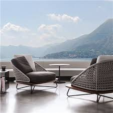 Modern Outdoor Sofa by Best 25 Contemporary Outdoor Lounge Furniture Ideas On Pinterest