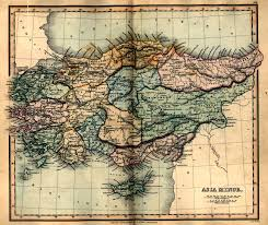 G Map Turkey Maps Perry Castañeda Map Collection Ut Library Online
