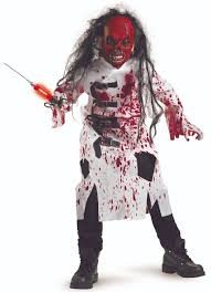 Cool Halloween Costumes Guys Demented Doctor Scary Kids Costume Scary Halloween Ideas