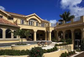 Mediterranean Style House  Home Floor Plans Design Basics - Modern style homes design