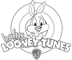 looney tunes coloring pages wecoloringpage