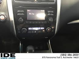 nissan altima sales volume pre owned 2013 nissan altima 2 5 sl 4dr car in rochester uh5577