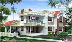 modern indian house designs double floor design sample style