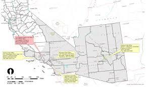 Grand Park Los Angeles Map by Los Angeles District U003e Missions U003e Regulatory U003e District Boundaries Map