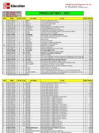 tata mcgraw hill india price list economics engineering