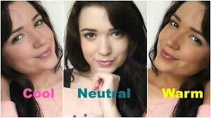 Best Hair Colors For Cool Skin Tones Are You Cool Neutral Warm Youtube