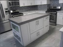 Dark And White Kitchen Cabinets Kitchen Gray And White Backsplash Tile Gray Backsplash Dark