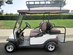 inventory from club car and global electric motorcars prestige