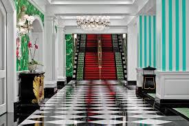inside 1930s designer dorothy draper u0027s riotously colorful world