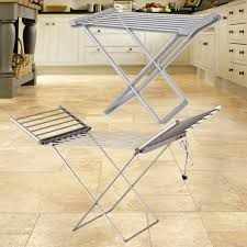 Jml Clothes Dryer Heated Clothes Airer Dryer Portable Indoor Horse Rack Laundry