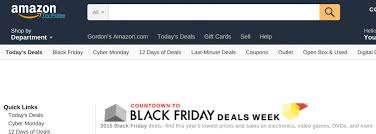 amazon black friday cyber monday sales amazon u0027cyber monday u0027 2015 deals how good are they