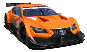 lexus stevens creek service new race car to compete in japanese super gt series journal