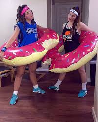Halloween Costume Ideas For College Students Best 25 Donut Costume Ideas On Pinterest Wacky Hairstyles