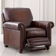 Leather Chairs Living Room by Hamilton Recliner Brown Leather Recliner Recliner And Living Rooms