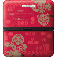 nintendo 3ds xl black friday sale nintendo 3ds xl new super mario bros 2 limited edition walmart com