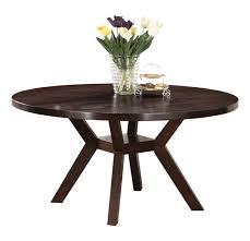 Acme Furniture Dining Room Set Amazon Com Acme 16250 Drake Espresso Round Dining Table 48 Inch