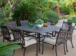 patio 5 wrought iron patio furniture sale awesome cushions