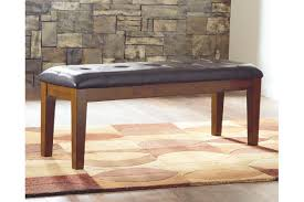 Dining Benches Ashley Furniture HomeStore - Ashley furniture dining table with bench