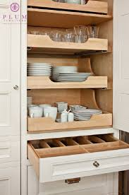Kitchen Cabinets With Pull Out Shelves by Kitchen Cabinet Storage Ideas Tehranway Decoration